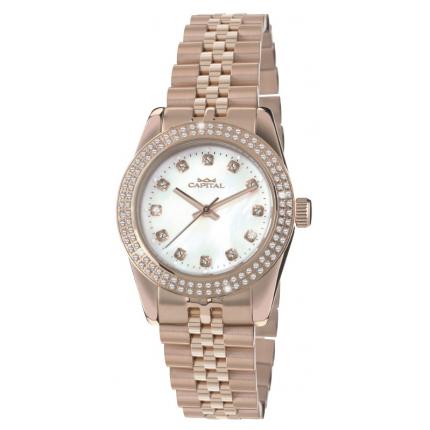 Capital Orologi Collezione New York Donna AX8098