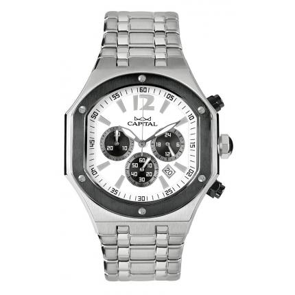 Capital Orologi Collezione Time For Men Uomo AX349-01