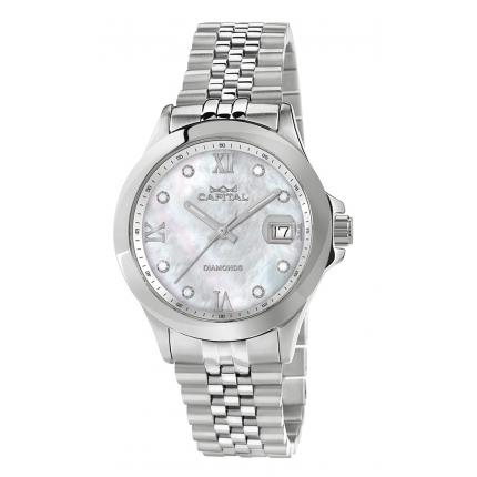 Capital Orologi Collezione Diamanti Donna AD2046