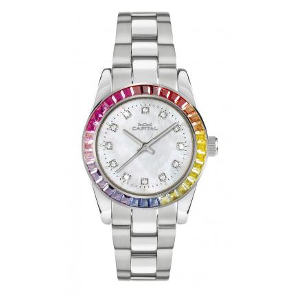 Capital Orologi Collezione New York Donna AX8160_01