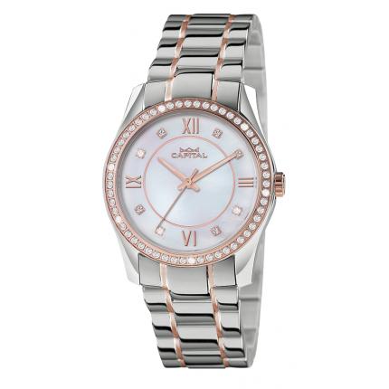 Capital Orologi Collezione New York Donna AX8078