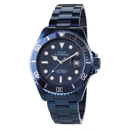 Capital Orologi Collezione Time For Men Uomo AT817-02