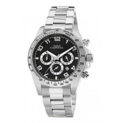 Capital Orologi Collezione Time For Men Uomo AX508-02