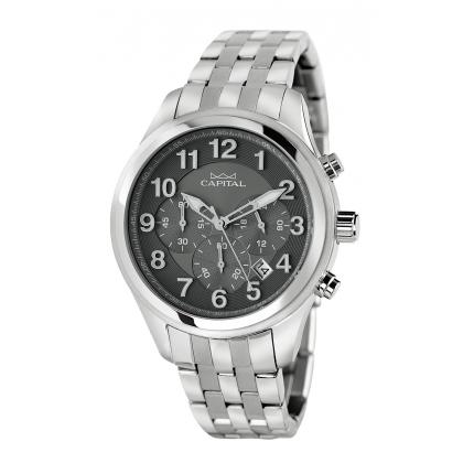 Capital Orologi Collezione Time For Men Uomo AX397-02