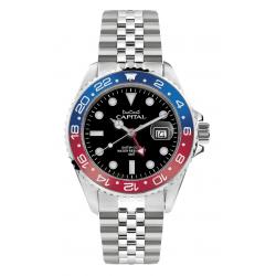 Capital Orologi Collezione Time For Men Uomo AX297-2