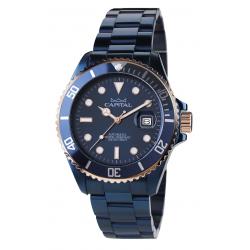 Capital Orologi Collezione Time For Men Uomo AT817-03