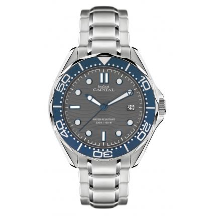 Capital Orologi Collezione Time For Men Uomo AX738-02