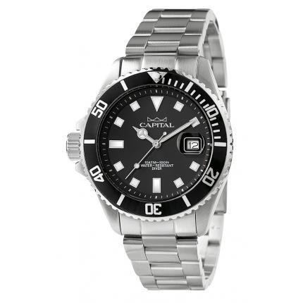 Capital Orologi Collezione Time For Men Uomo AX732-01