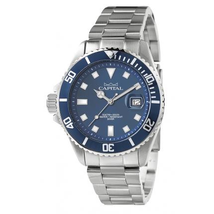 Capital Orologi Collezione Time For Men Uomo AX732-02