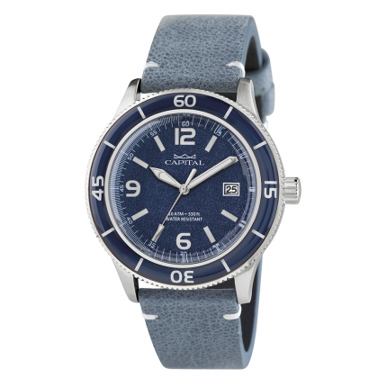 Capital Orologi Collezione Time For Men Uomo AX400-02