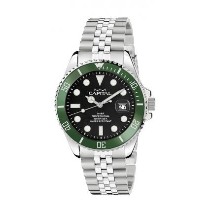 Capital Orologi Collezione Time For Men Uomo AX209-02