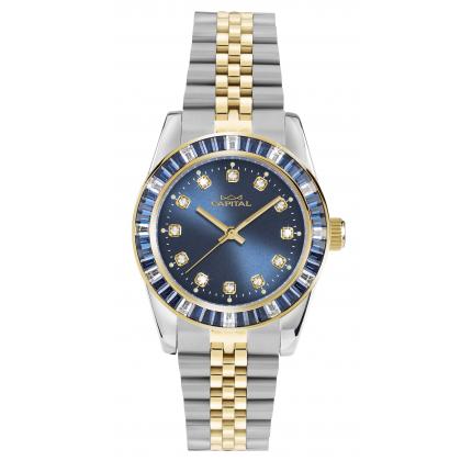 Capital Orologi Collezione New York Donna AX8163-03