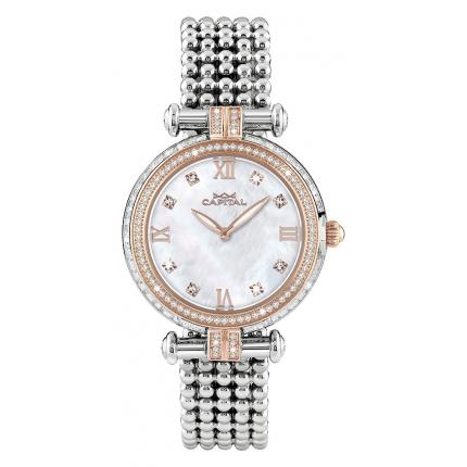 Capital Orologi Collezione New York Donna AX8157