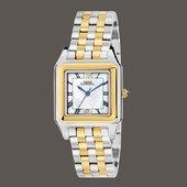 Un classico della collezione Toujours in versione bicolore. #orologiodonna #classicwatch #elegantstyle #accessories #watchesforwomen #watchmania #twotones