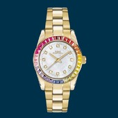Il nostro best seller in versione full gold. #rainbowwatch #rainbowstyle #goldwatch #ss21 #newtrend #trend2021 #capitaltime #orologiodonna #watch #watchesforwomen #bestseller