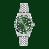 Verde, il colore di tendenza 2021! #green #orologio #orologiodonna #watchoftheday #watchaddict #watchmania